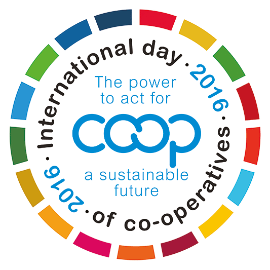International Day of Cooperatives 2016